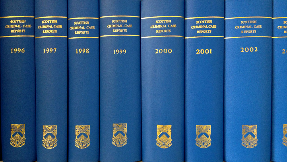 Scottish Law Books