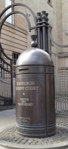 Sheriff Court Edinburgh